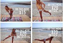 Just beautiful exercises! / by Ola Lewczuk