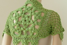 Crochet - knitting - ecc / by Luhanna Salata
