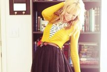 Wear it! - Style Inspiration.  / Style I love!!! / by Chelsea