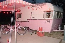 Camper Make Over! / Ideas for the Shabby Chic sugar Shack..  / by Deborah Morrow-Wettels