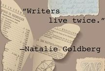 Write / I should be writing . . . YOU should be writing ... / by Heidi Lacey