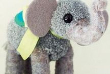 Sewing Stuffed Toys / by Beth A