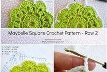 Granyes a Crochet / by Fernanda Diaz