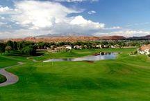 Golf in St. George, Utah / by Best Western Coral Hills