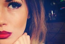 Eyes.Face.Lips / by Brynn Mirau
