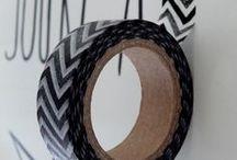masking tape / fun / by Sonja Toet