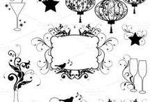 Cricut / Cameo SVG & Cut / Print Idea Files / by Teresa Joyce