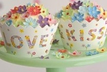 CUPCAKEs /    / by Amal Zarour