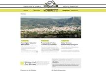 Portfolio / En este tablón iré colgando nuevos proyectos realizados, en los que haya realizado tanto el diseño, como el desarrollo.  / by Alberto García