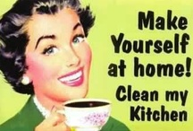 I NEED A MAID !! ( CLEANING TIPS ) / by Nadine Nelson-Quadracci