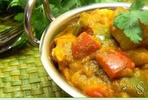 Indian food / by Deanna Natarajan