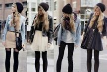 Winter Fashion for Her! / Here you'll find all the cutest, must have, fashion pieces  for any style to keep you stylish and warm this Fall and Winter! / by Become