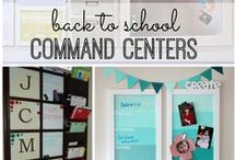 Back to school / Helpful back-to-school tips from products to school lunches... / by Anjanette (mommayoungathome.com)