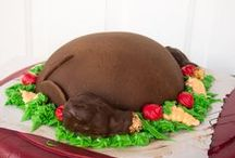 Turkey Day! / by Colleen, The Smart Cookie Cook