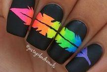 Nail Art / Nail Polish, Nail Designs, Nail Art, Nails.... / by Anjanette (mommayoungathome.com)