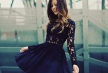 The Little Black Dress / Have the oomph in styling your little black dress! / by Become