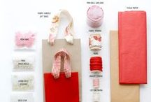 Gift Wrapping Styles / Ideas for some cool and unique gift wrapping styles! / by Become