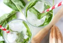 Refreshing Summer Drinks / Hydrate yourself with concoctions perfect for the summer heat! / by Become
