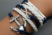 Arm Candy / Bracelets, Purses, Watches / by Anjanette (mommayoungathome.com)
