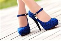Shoe Love! / Shoes, Heals, Boots, Stilettos and more...  / by Anjanette (mommayoungathome.com)