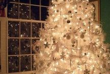 Christmas Trees / Beautiful Christmas Trees / by Anjanette (mommayoungathome.com)