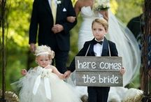 Wedding ideas / A life-long adventure with someone you love --- / by Maryjo Sellars
