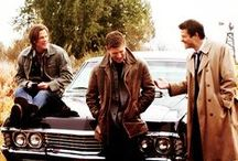 Super addicted to Supernatural! / by Veronica Lozano