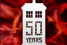 Doctor Who 50th Anniversary Merchandise / 50th Anniversary Merchandise http://merchandise.thedoctorwhosite.co.uk/doctor-who-50th-anniversary-merchandise/ / by The Doctor Who Site