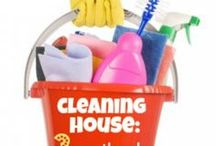 .HOME  CARE  &  CLEANING   TIPS  YOU  NEED  TO  KNOW / by Maria Oppmann