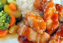 Foods With an Oriental Flair / by Claire