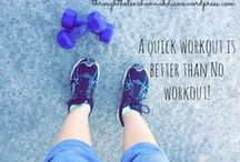 Fitness Inspiration! / by Hannah Diane