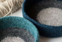 felting / by Agnese Misikevica