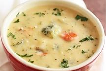 Soups, Stews and Chili / by Christine Poko