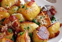 Potatoes / by Christine Poko