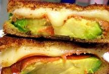 Sandwiches / by Christine Poko