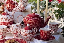 China and Tablescapes / by Christine Poko