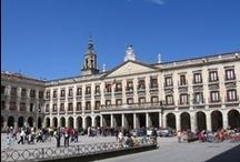 Álava / Province of the Basque Country (País Vasco) with capital Vitoria-Gasteiz / by Spanish Impressions
