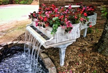 outdoor ideas / by Rhonda