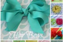 bows / by Angélica Dorado