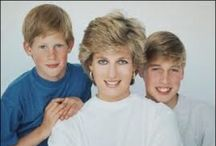 Diana and her boys / by Lien Duin