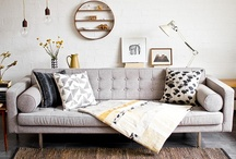 Interior decor / by Arely Dardon