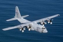 Cargo / Tanker / C-130 Hercules / C-17 globeMaster / C-5 Galaxy / KC-135 stratoTanker / by Onder Uysal