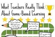 Digital Learning Infographics / by Wowzers Online Math