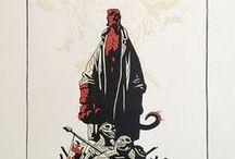 Comic Books / by Nicolas Lajeunesse