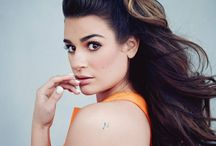 Lea Michele  / Sharing my love for the gorgeous Lea Michele!  / by Evelyn Leyba