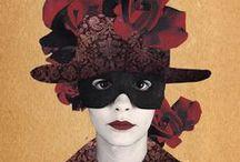 la mascarade / by Odette & Mitch