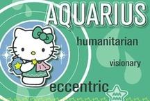 Aquarius / by Sarah E
