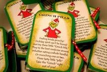 Christmas craft ideas / by Trisha Perkins