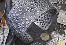 Jewelry / Cool ideas / by Paulette Topel