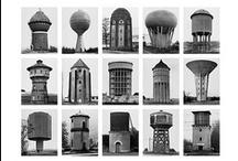 """A R c H i t e c T u r e  / """"On met en œuvre de la pierre, du bois, du ciment ; on en fait des maisons, des palais ; c'est de la construction. L'ingéniosité travaille. Mais, tout à coup, vous me prenez au cœur, vous me faites du bien, je suis heureux, je dis : c'est beau. Voilà l'architecture. L'Art est ici."""" -------  Le Corbusier / by Sylvie Leone"""